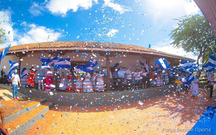Nicaragua celebrará 200 años de su independencia