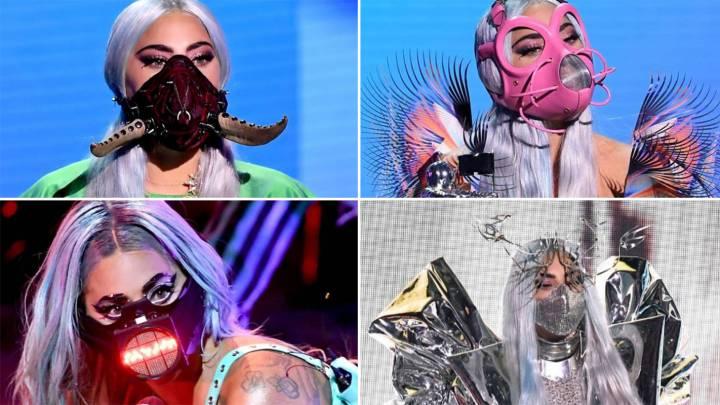 Lady Gaga fue la más galardonada en la noche de lo MTV Video Music Awards