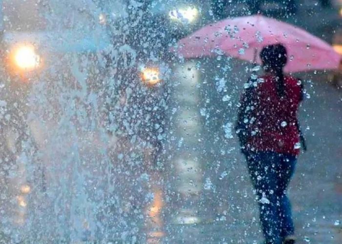 Aliste paraguas y capotes porque esta semana persistirán las lluvias