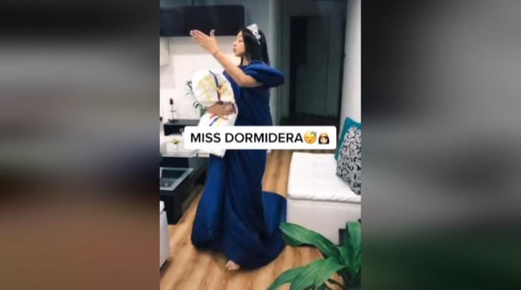Miss Dormidera en Tik Tok