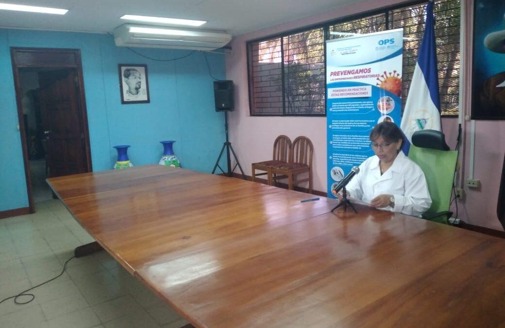 Casi 3 mil nicaragüenses se han curado de la pandemia