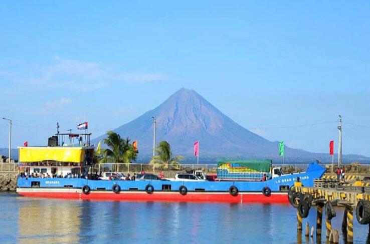 Actividad turística aumenta en puertos nicaragüenses