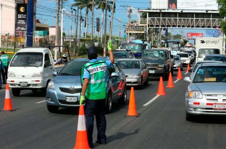 Tránsito nacional insiste en la responsabilidad de los conductores para evitar accidentes