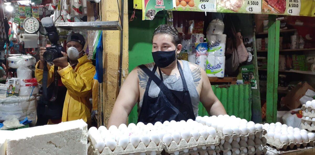 Incrementan ventas en mercados nicaragüenses