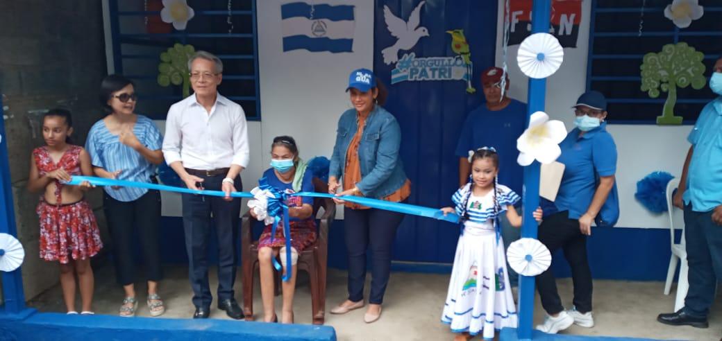 Entregan vivienda nueva a familia en condiciones vulnerables