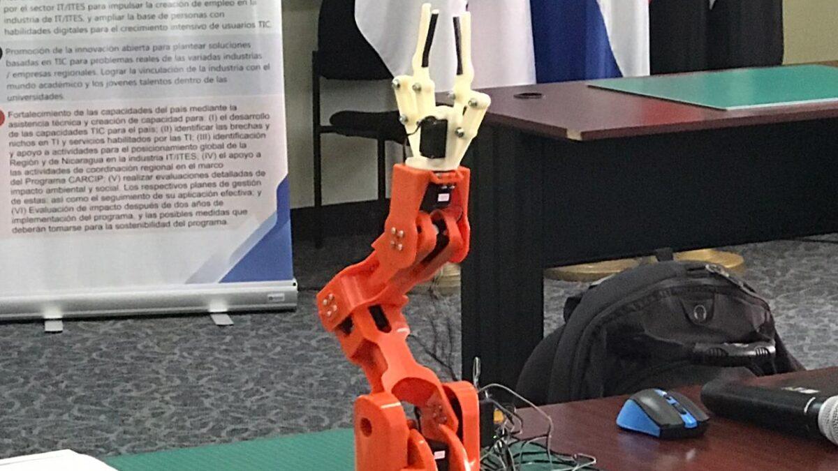 Millonaria inversión para estudio de robótica en el caribe nica