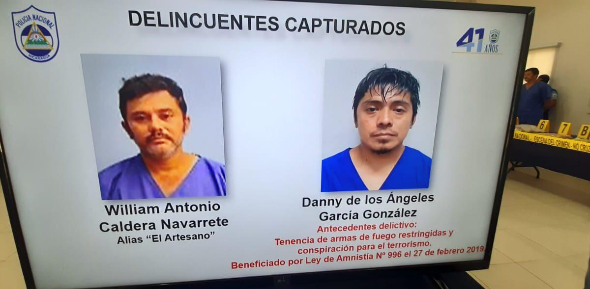 Policía captura a sujetos que pretendían cometer actos terroristas