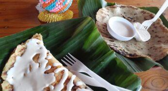 Deliciosos platillos ofertan en el Tiangue Hugo Chávez
