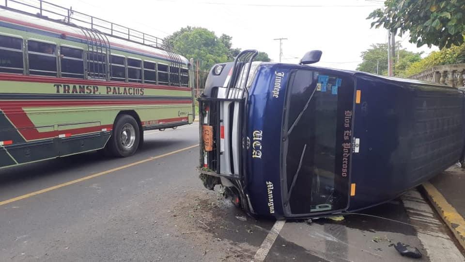 Disminuyen muertes por accidentes de tránsito en la semana