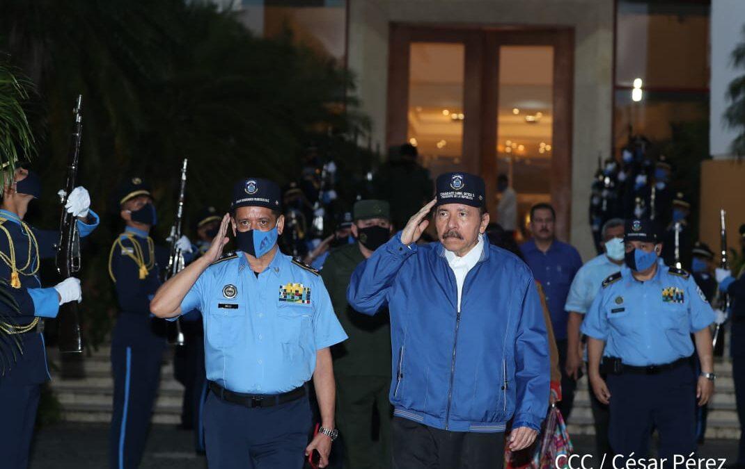 """Presidente Ortega: """"Para enfrentar una situación como esta pandemia se necesita paz y estabilidad"""""""