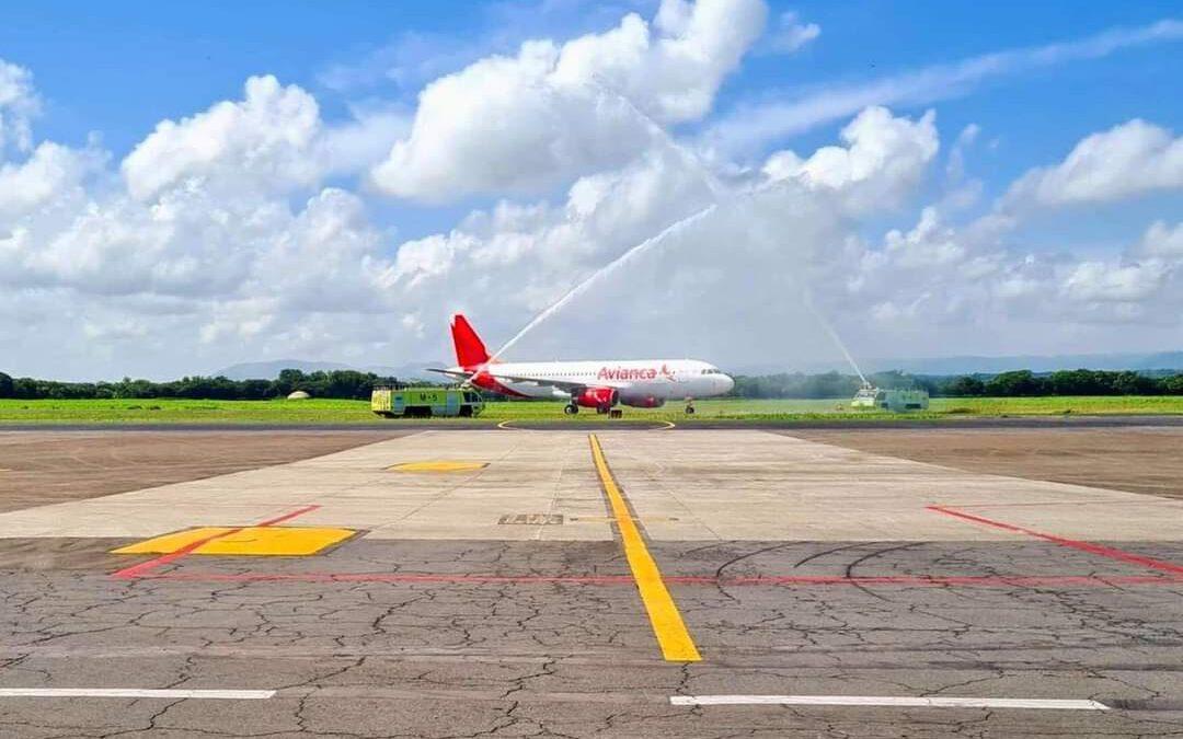 Avianca reinicia operaciones regulares en Nicaragua