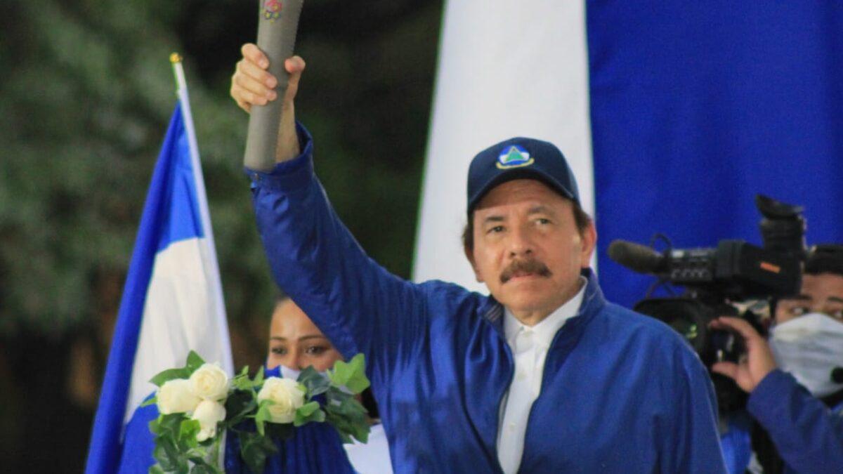 Presidente Ortega jura seguir trabajando por la paz de Nicaragua y la región