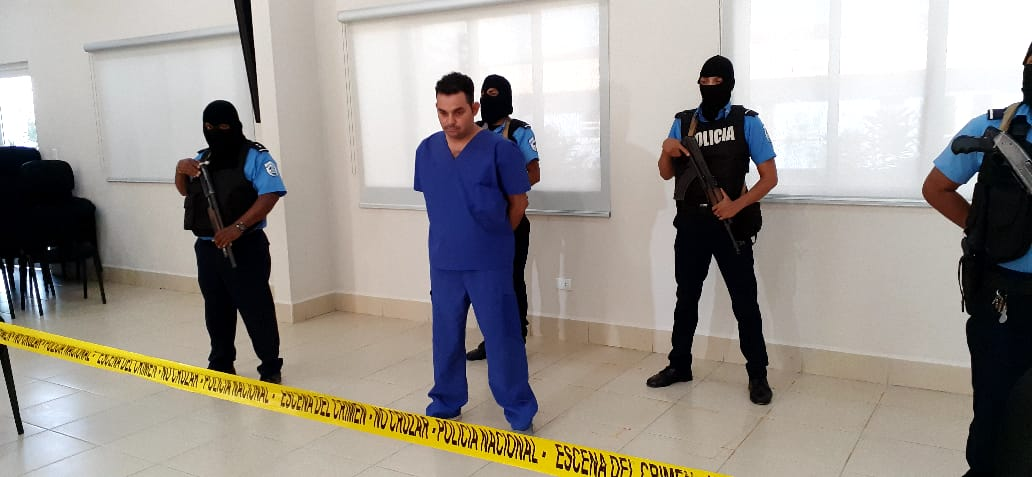 Capturan en Managua a presunto asesino de embarazada de Ayapal, Jinotega