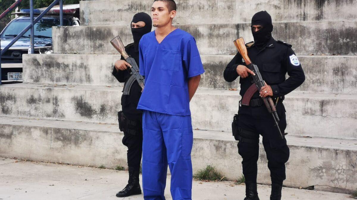 Policía Nacional captura a homicida en Nueva Segovia