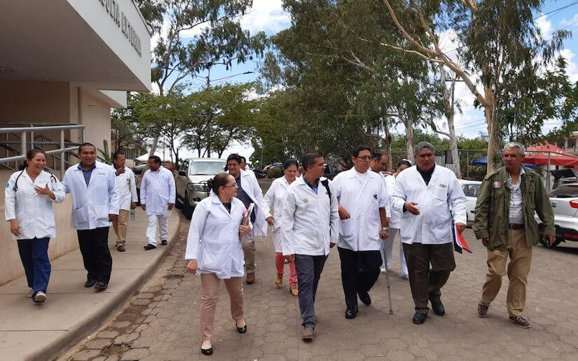 Nicaragua felicita a Cuba por un aniversario más de la Brigada Médica