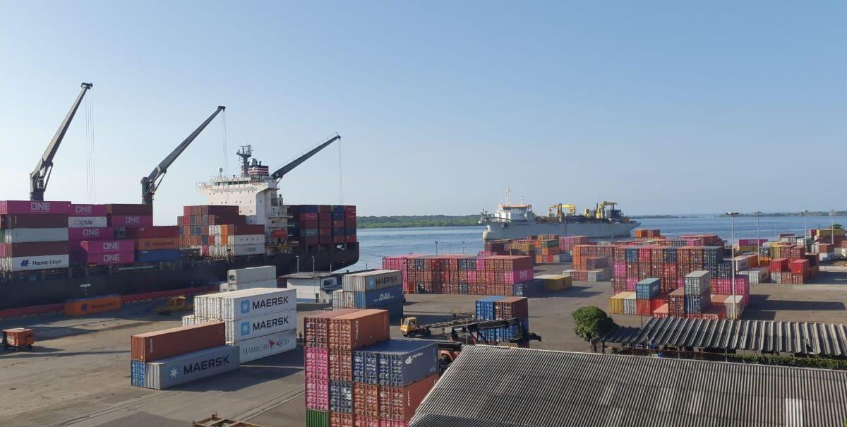 31 buques internacionales atendidos en puertos nicaragüenses