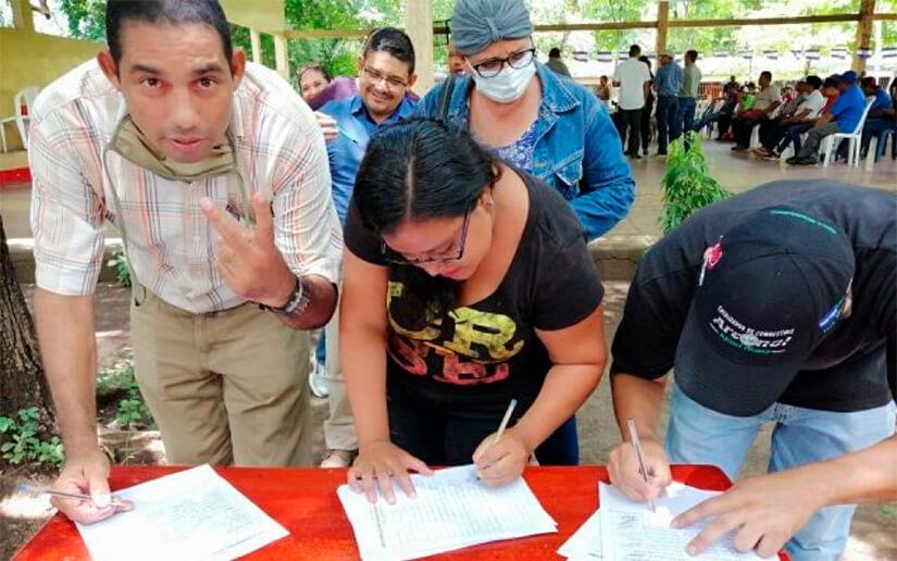 Familias nicaragüenses respaldan solicitud de prisión perpetua a culpables de crímenes atroces