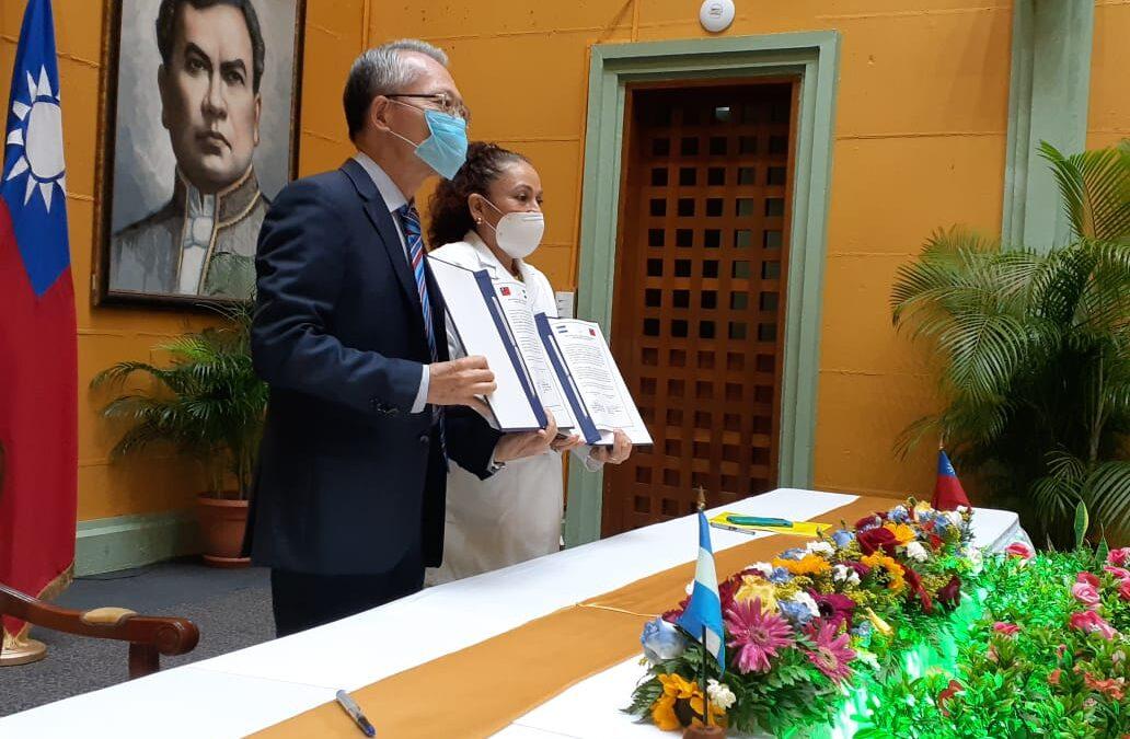 China Taiwán avanza proyecto de mantenimiento de casas maternas en Nicaragua