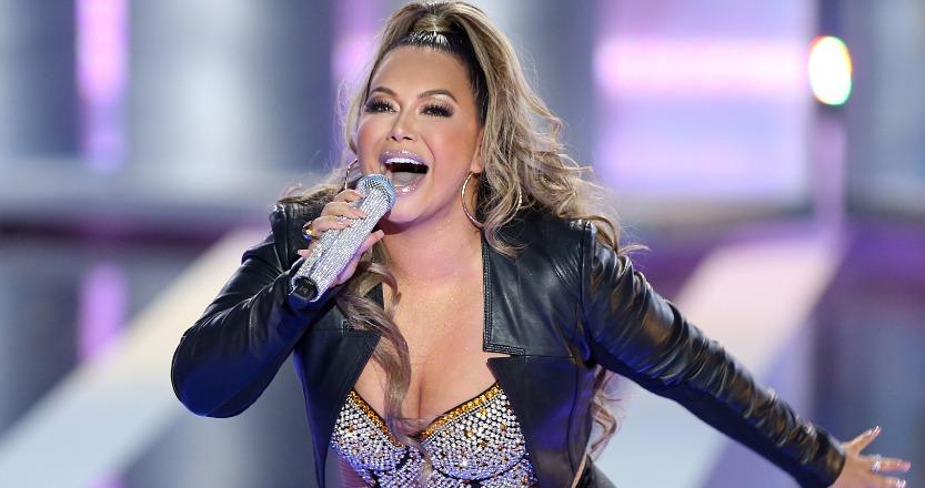 Chiquis Rivera nominada al Grammy Latino