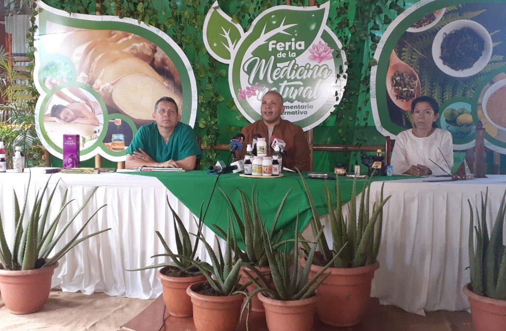 Anuncian ferias de medicina natural en el Parque Nacional de Ferias