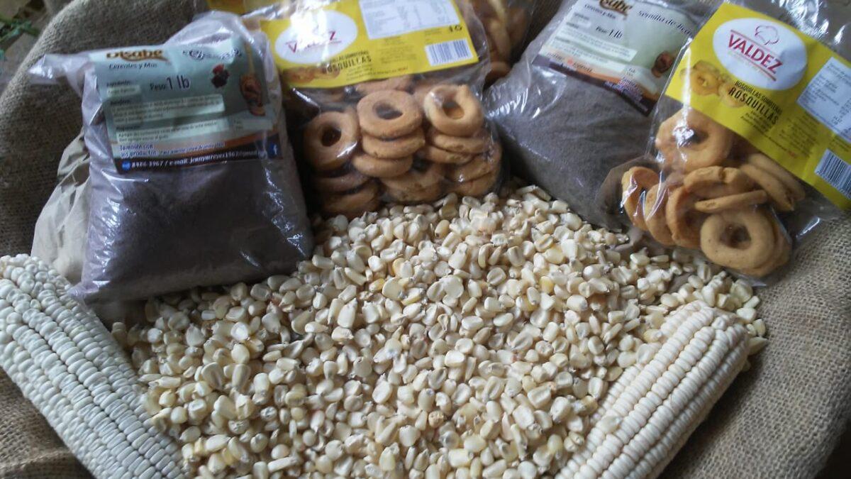 Diversos platillos a base de maíz este fin de semana en el parque Nacional de Ferias