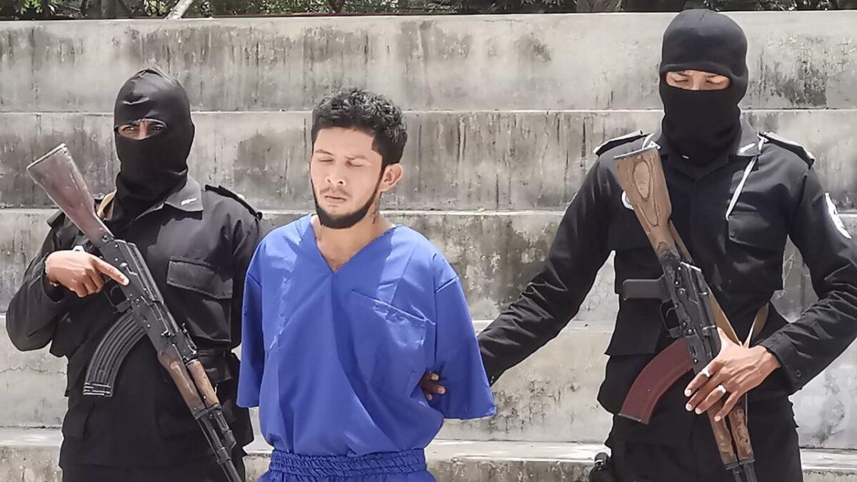 Policía captura a homicida en Nueva Segovia