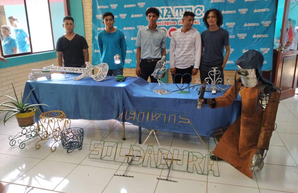 Estudiantes de INATEC innovan para emprender