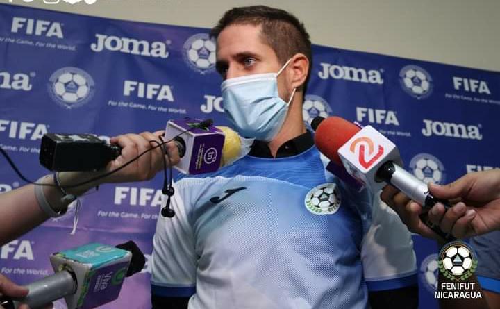 Oficialmente Juan Vita director técnico de la selección Azul y Blanco