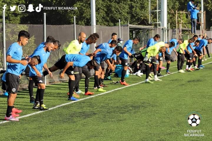 Selección de fútbol de Nicaragua jugará ante Guatemala y Honduras en octubre