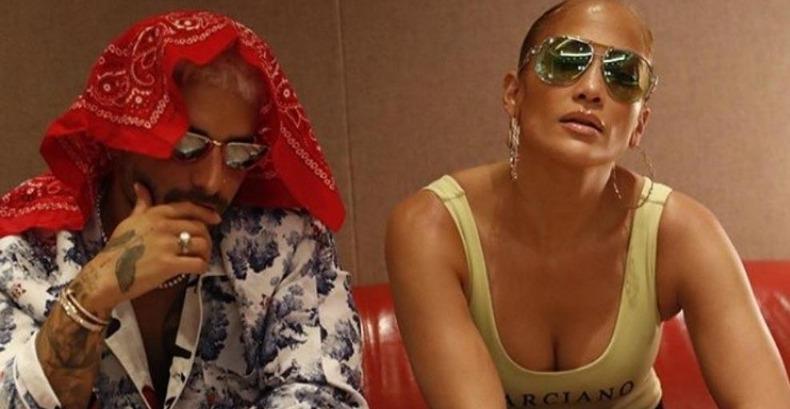 JLo y Maluma anunciaron varios proyectos juntos