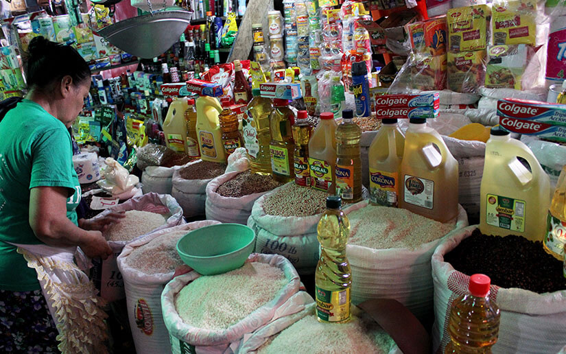 Productos de la canasta básica mantienen sus precios