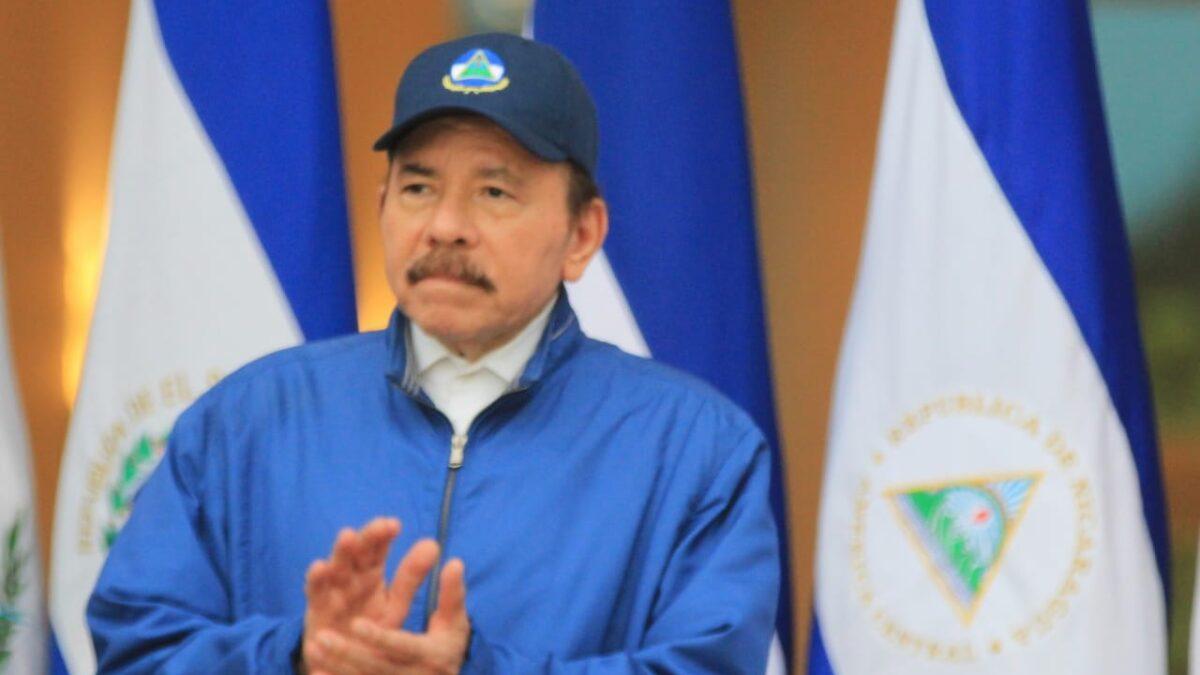 Presidente Ortega: cadena perpetua para los criminales