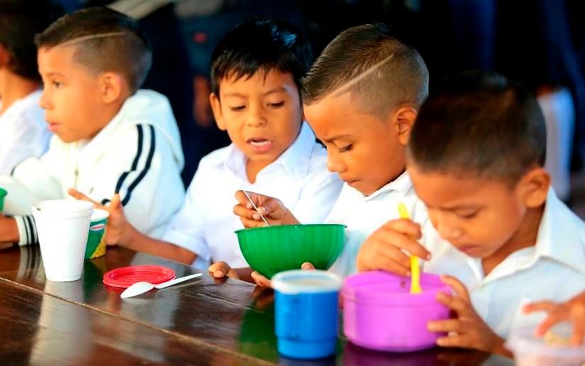 Rusia apoyará a Nicaragua en el programa de Alimentación Escolar