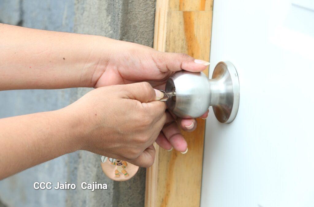 Nicaragua sigue beneficiando a más familias con una vivienda