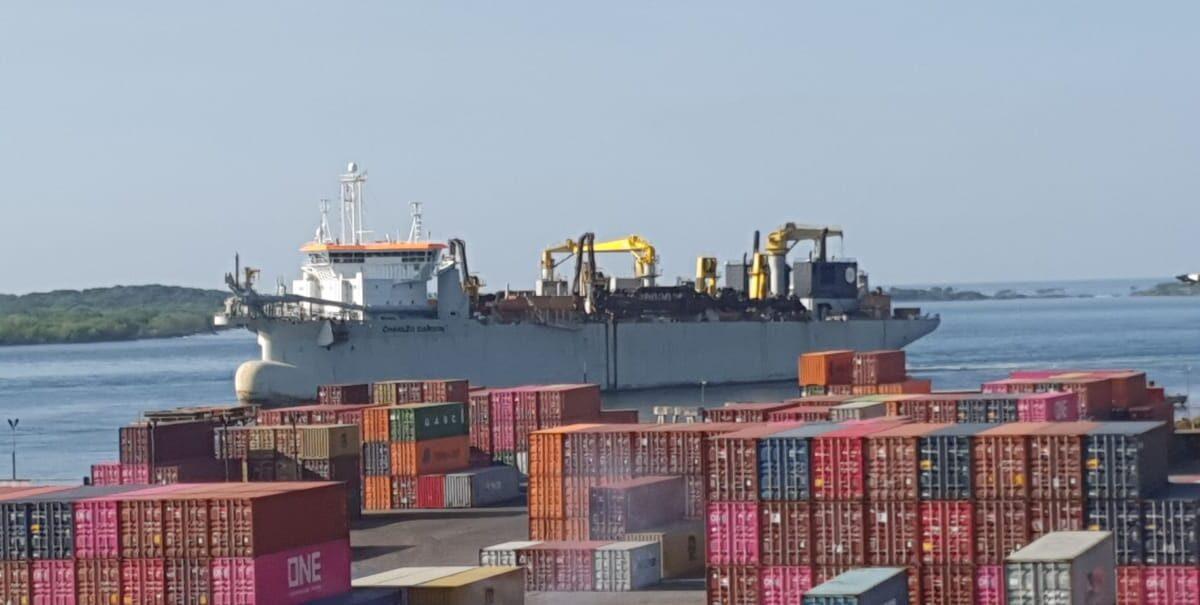BCIE desembolsó 163 millones de dólares para la modernización de Puerto Corinto