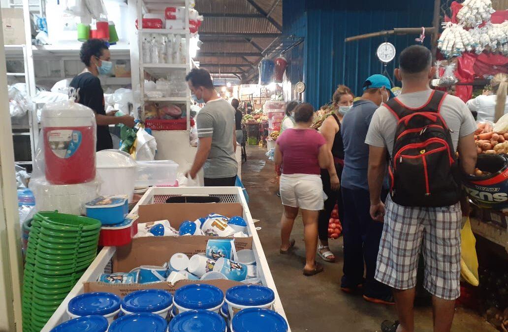 Festival de descuentos se mantiene en los mercados de Managua