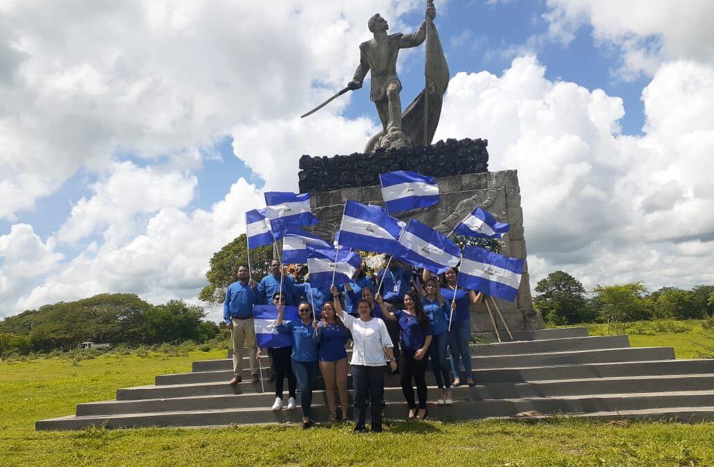 Funcionarios del Gobierno recorren Hacienda San Jacinto y se comprometen a trabajar más por Nicaragua