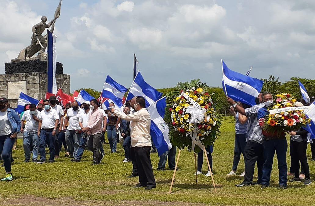 Trabajadores del Estado visitan histórica Hacienda San Jacinto