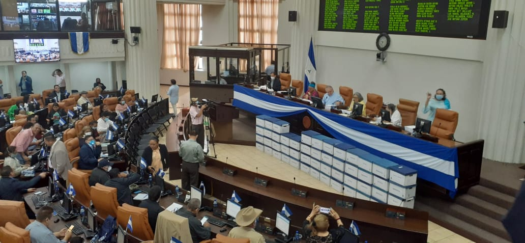Tres millones de nicaragüenses respaldan la cadena perpetua