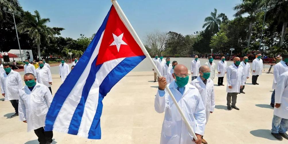Parlamentarios británicos nominan al Nobel a médicos cubanos