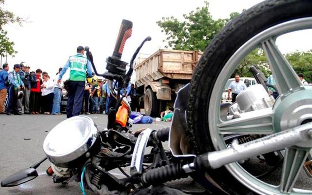 Mueren 13 personas en accidentes de tránsito y 27 resultan lesionadas en una semana