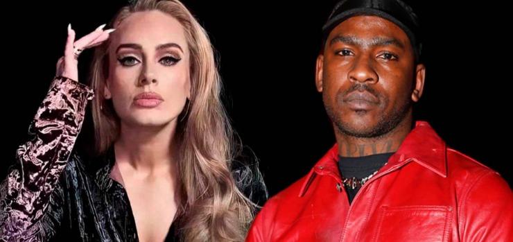 ¿Adele y Skepta oficializaron su romance?