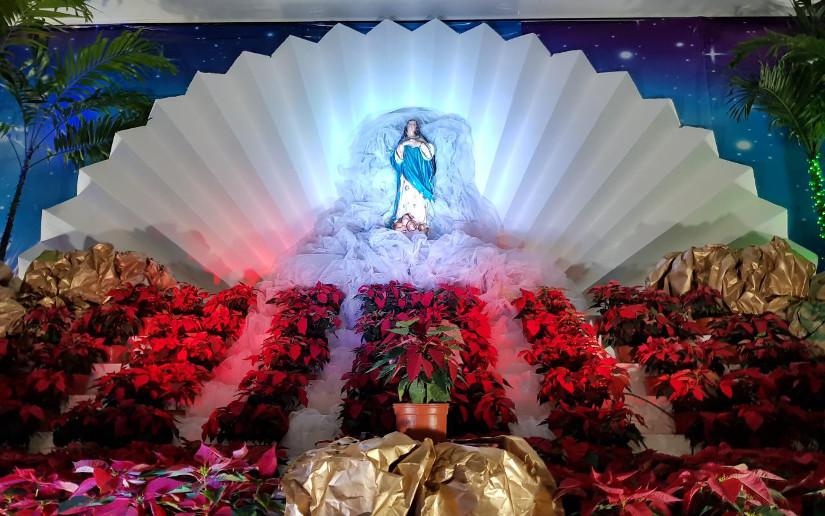 168 mil córdobas en premios al mejor altar de la Purísima