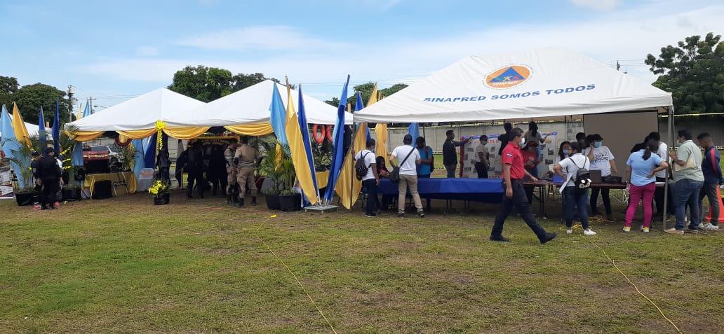 Brigadas de primera respuesta, preparadas frente a las emergencias