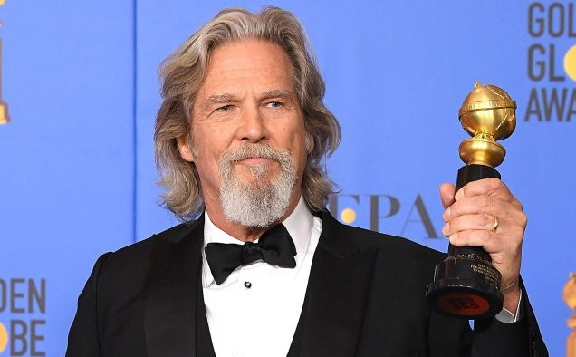 Jeff Bridges anunció que fue diagnosticado con cáncer linfático