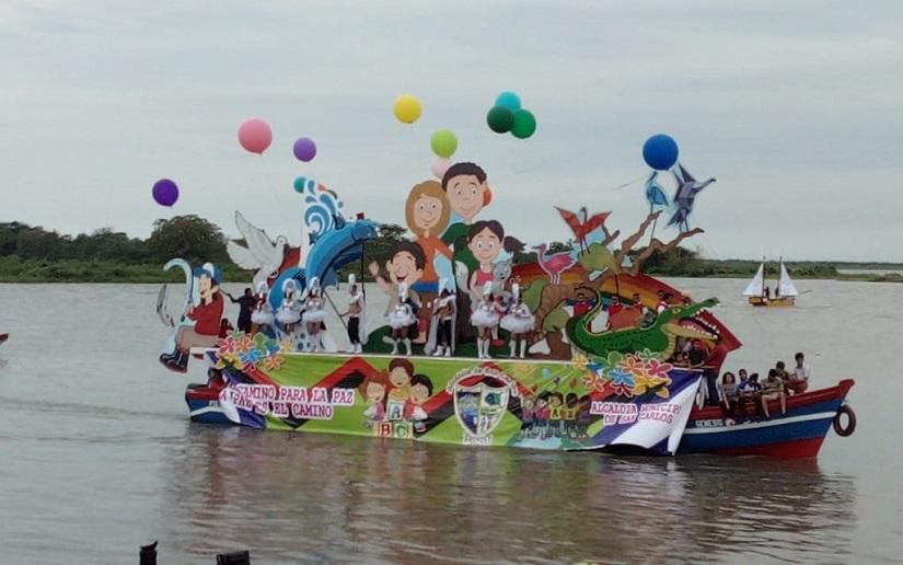 San Carlos se prepara para realizar el afamado Carnaval Acuático