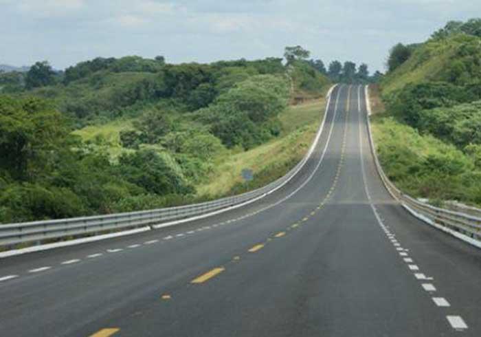 Concluye construcción de carretera El Boquete-Santa Ana