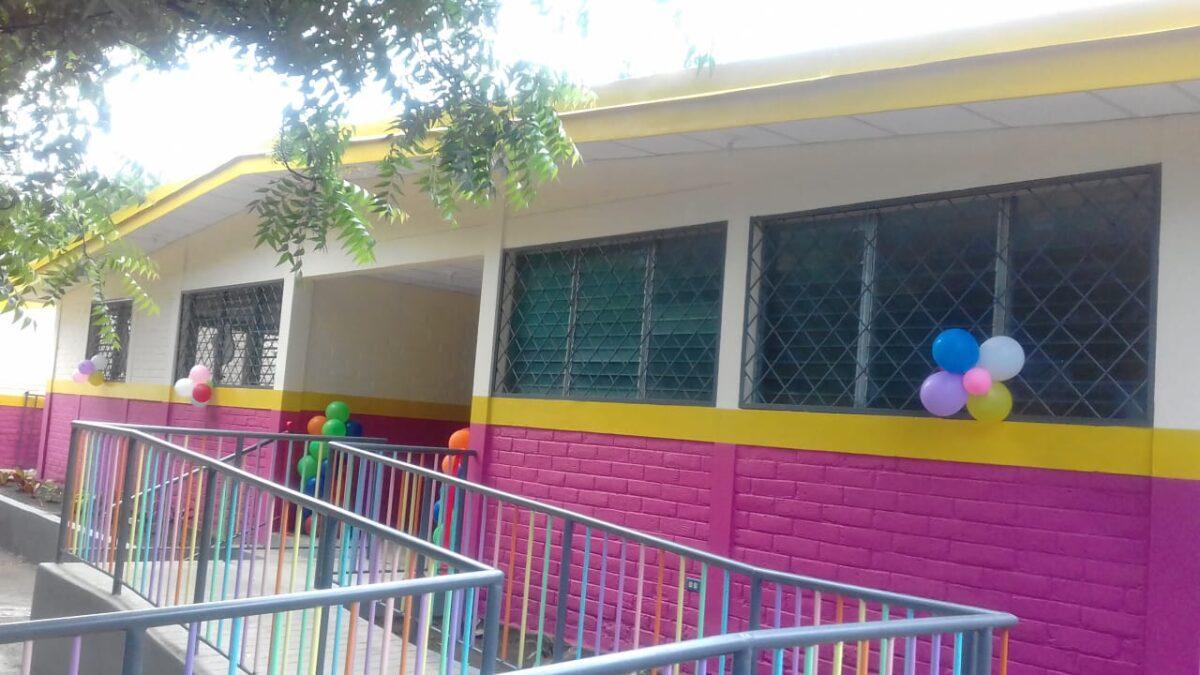 Millonaria inversión para construir centro infantil en Managua
