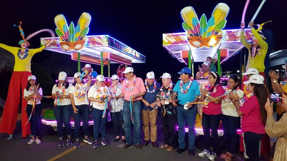 Chelas' Bike es el nuevo atractivo en el Puerto Salvador Allende