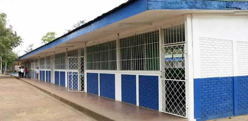 Mejoran condiciones de escuela Madre Teresa de Calcuta en El Rosario